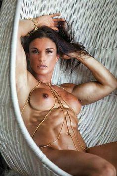Gym nackt fit sexy girls