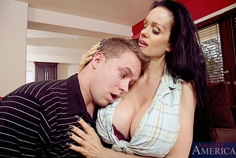 Hot best tits friends mom