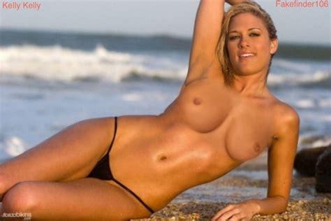 Kelly unzensiert nackt wwe kelly