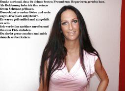 Frau lang slut sex bilder bildunterschriften