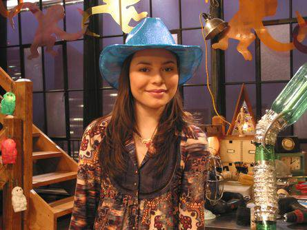 Sam und icarly sex carly hat