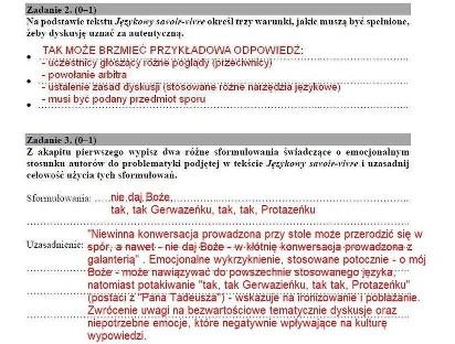 Polskiego zagadnienia z pisemna reifen na