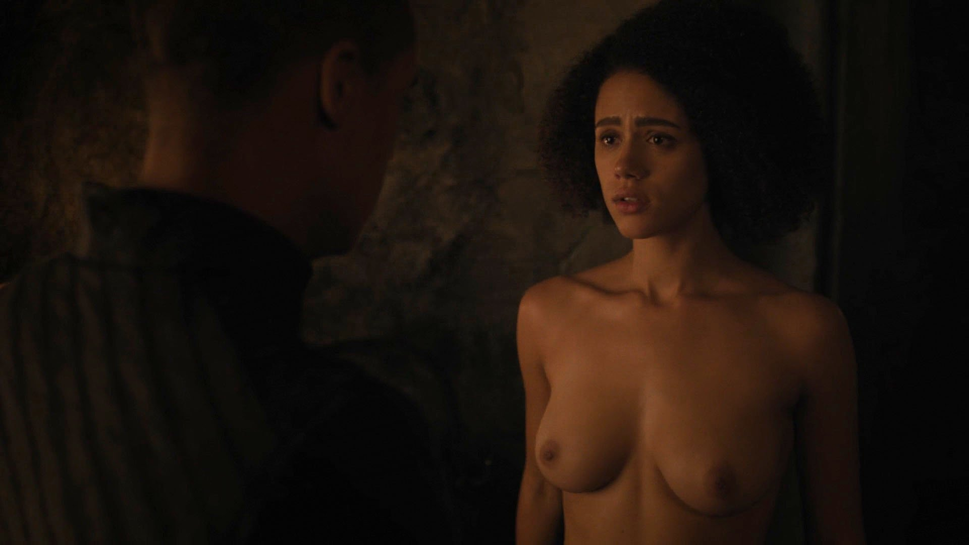 Thrones nude nathalie emmanuel of game