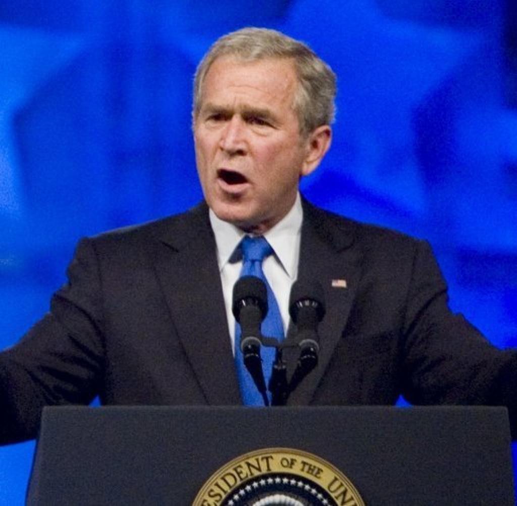 Bush homosexuellen gesetz prasident ubergeben