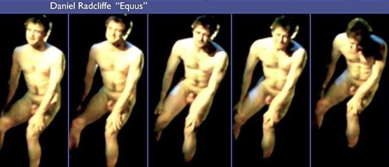 Radcliffe fotos nackt equus daniel