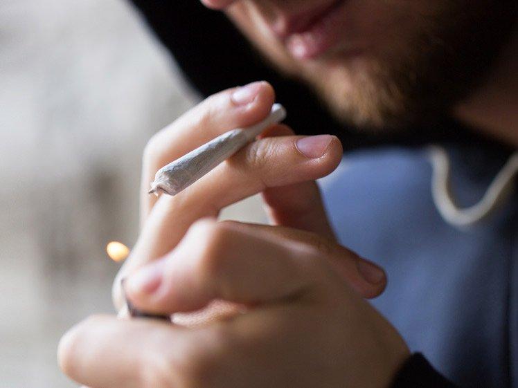 Spermien marijuanna die und qualitat der