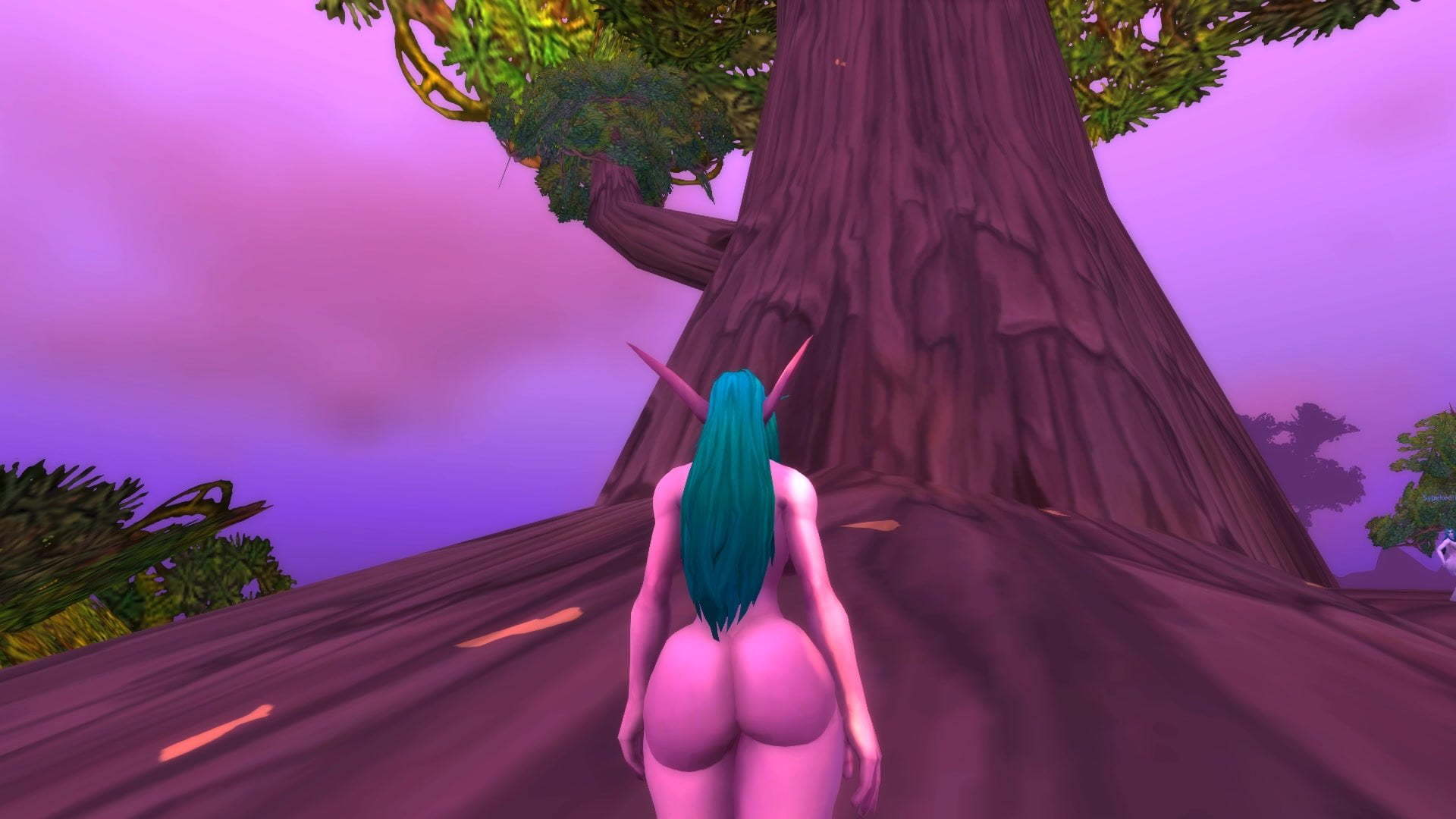 Warcraft world nude curvy of