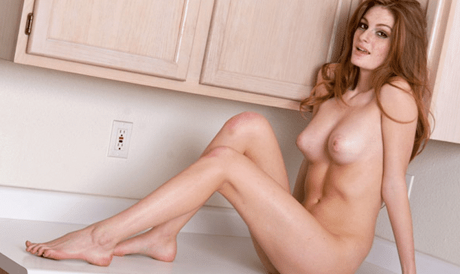 Head porn stars sexy red