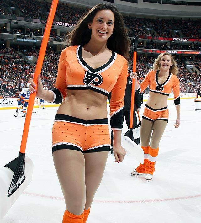 Nackt nhl eishockey ice girls