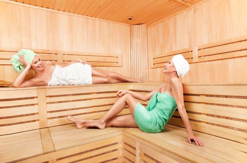 In nackten der sauna brasilianische jungs