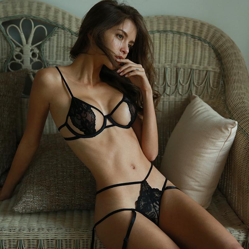 Durch dessous modelle ultra sexy sehen