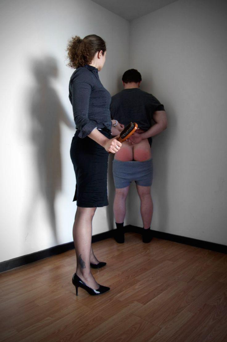 Geschichten hausliche disziplin spank spanked frau