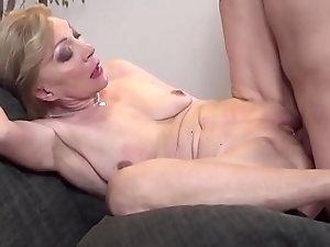 Frau amateur shot milf cum