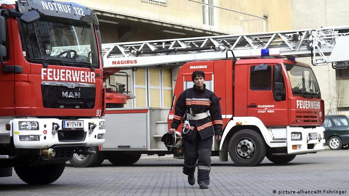 Feuerwehr sexual der harrassment in