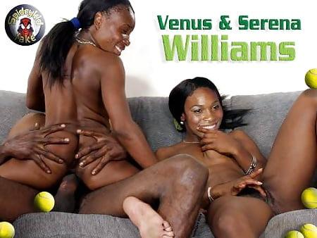 Wiliams serena porno venus video und