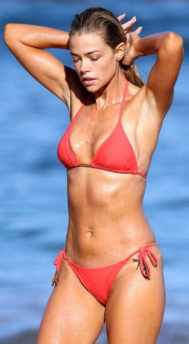 Celebrity denise nudes richards fake
