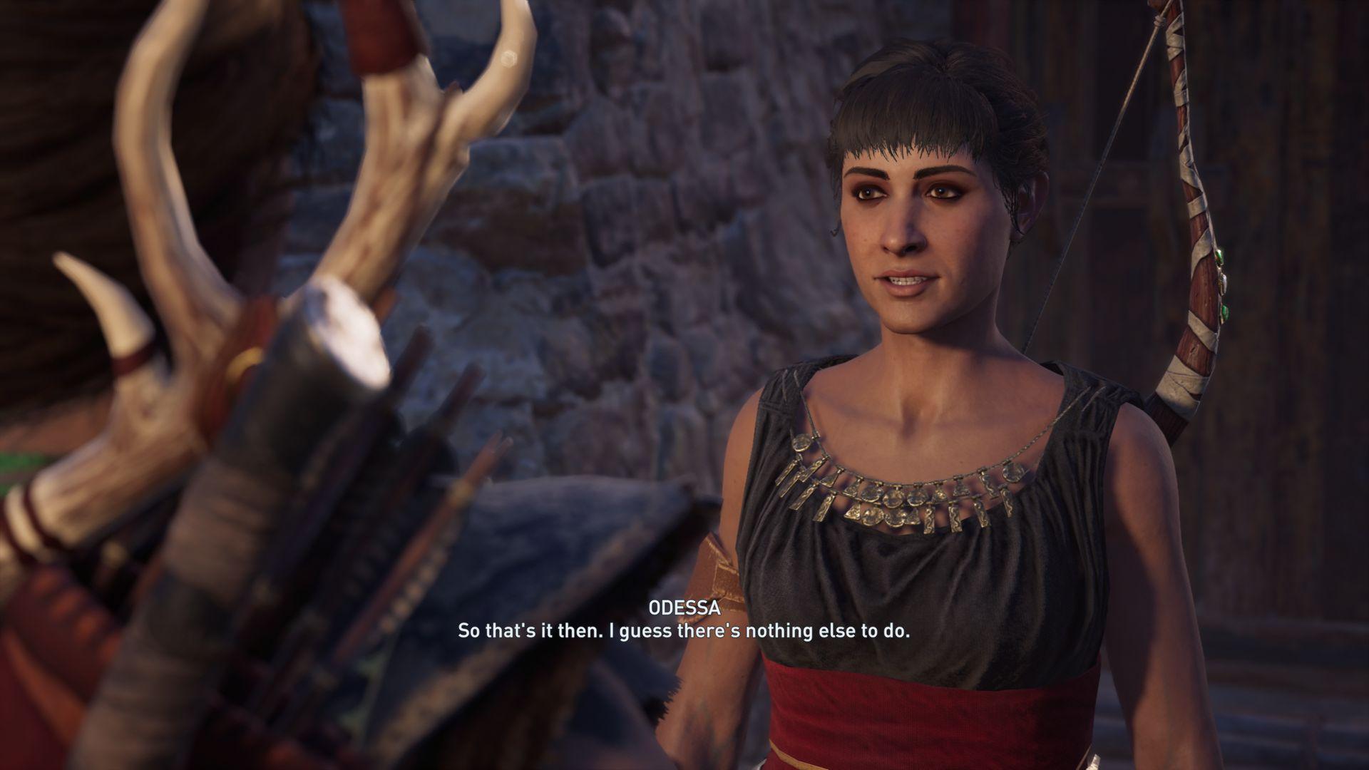 Girls hot s assassin creed