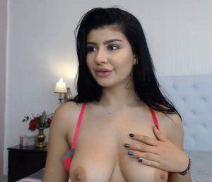 Redhead madchen dildo masturbieren sexy nude mit