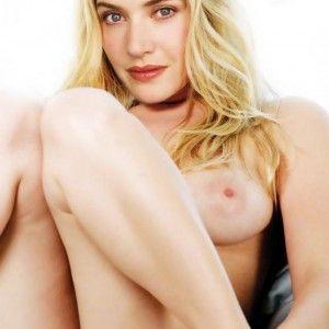 Dessous titten blonde sexy grosse