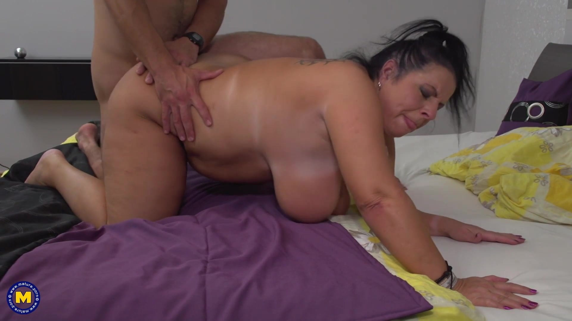Tits lehrer sex big milf